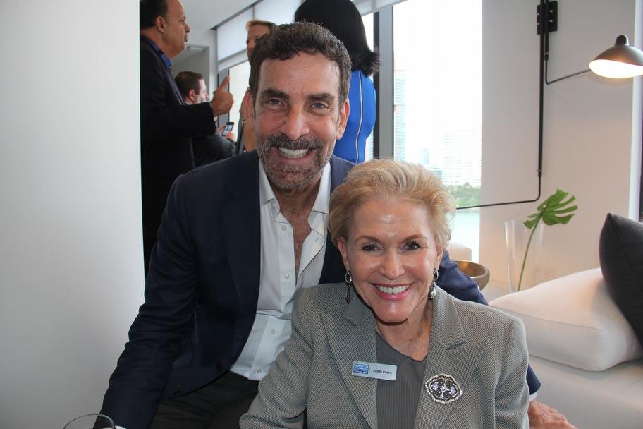 Gary Hennes and Judith Rosen