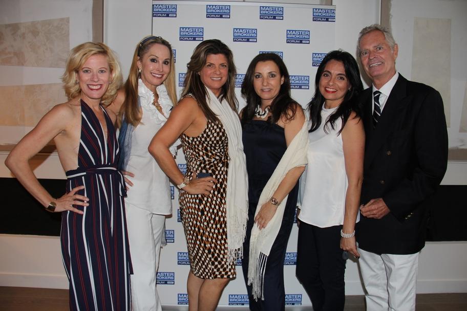 Kimberly Cacioppo, Amorrette Robertson, Dora Puig, Rose Marie Minio, Lera Pinneri and Lars Ekdahl